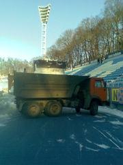 Вывоз строй мусора Киев