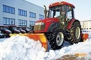 Трактор KIOTI DK9010PC с кондиционером
