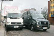 ремонт ходовой  на дизельных  микроавтобусах  Mercedes и Volkswagen