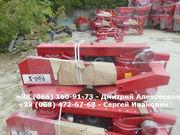 Польская роторная косилка 1.65м;  фирмы - Виракс