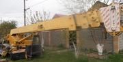 Продаем крановую установку КС-55727-1 МАШЕКА,  25 тонн,  2008 г.в.