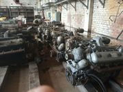 Продаем двигатель,  дизельный ЯМЗ-238,  V-8,  240 л.с.,  без турбины