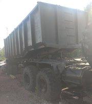 Продаем полуприцеп-самосвал ХТЗ ТМ-47,  18 тонн,  2000 г.в.