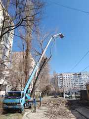 Аренда автовышки Одесса