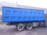 Производим ремонт и изготовление кузовов грузовых автомобилей.
